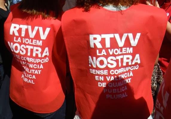 Protesta-RTVV