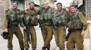 soldats IDF