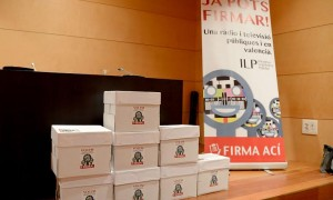 ILP per la RTVV