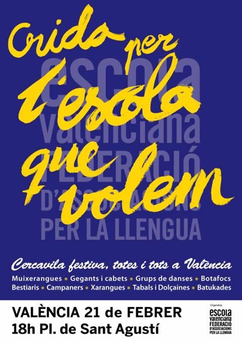 crida escola valenciana
