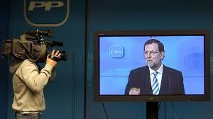 Rajoy plasma