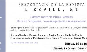 L'espill, 51 LACENTRAL Mallorca