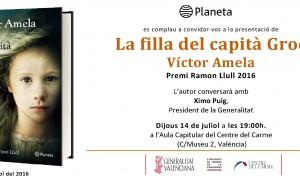 Presentacio VICTOR AMELA Valencia