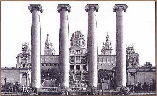 4-quatre-columnes-catalanes-montjuic-puig-i-cadafalch
