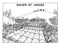 divide et vinces