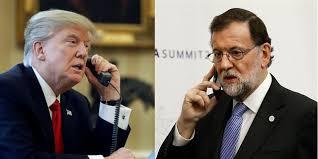 Trump i Rajoy
