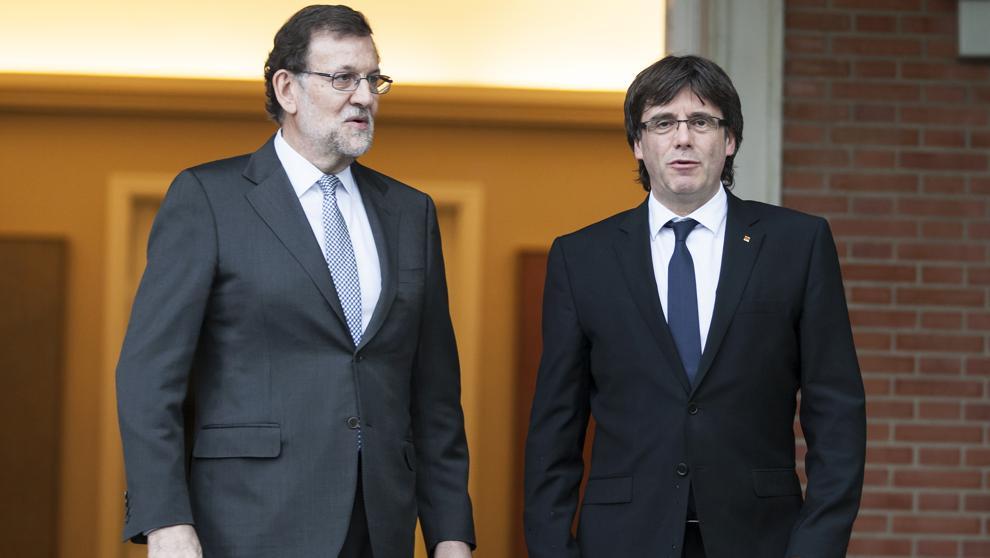 Rajoy i Puigdemont