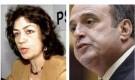 Clementina Ródenas i Segundo Bru amb la línia més dura del PSOE contra Catalunya
