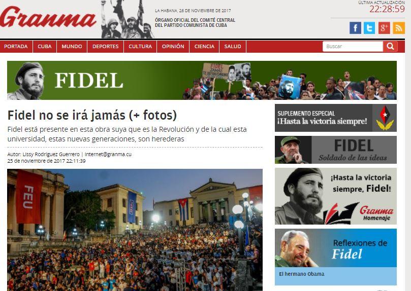 Captura Cuba Fidel