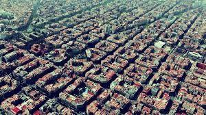 Barcelona, ciutat commoguda