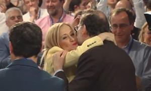 Rajoy i Cifuentes